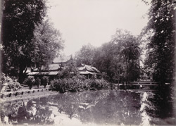 The Southern Garden, [Mandalay]